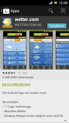 Sony Xperia J - Apps - Herunterladen - 14 / 25