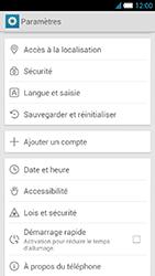 Alcatel One Touch Idol S - Logiciels - Installation de mises à jour - Étape 4