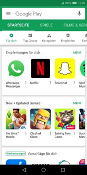 Huawei P Smart - Apps - Konto anlegen und einrichten - 19 / 20