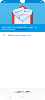 Samsung Galaxy A70 - E-mail - 032a. Email wizard - Gmail - Étape 6