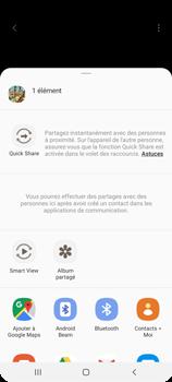 Samsung Galaxy A21s - Photos, vidéos, musique - Prendre une photo - Étape 17