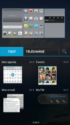 Bouygues Telecom Ultym 5 - Applications - Personnaliser l