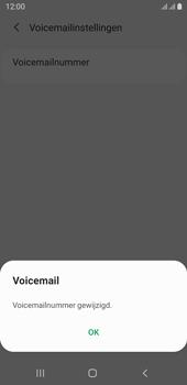 Samsung galaxy-j6-sm-j600fn-ds-android-pie - Voicemail - Handmatig instellen - Stap 11