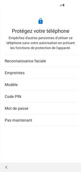 Samsung Galaxy S10 - Premiers pas - Configuration de l