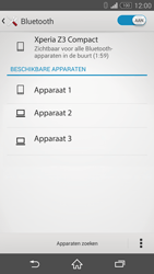 Sony Xperia Z3 Compact 4G (D5803) - Bluetooth - Aanzetten - Stap 6