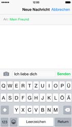 Apple iPhone 5s - MMS - Erstellen und senden - 10 / 17