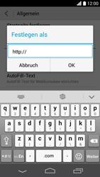 Huawei Ascend P6 LTE - Internet - Manuelle Konfiguration - Schritt 24