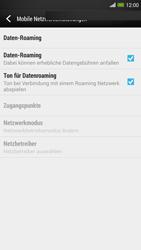HTC One Max - Ausland - Im Ausland surfen – Datenroaming - 2 / 2