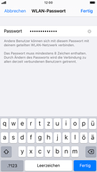 Apple iPhone 8 - iOS 13 - WiFi - So aktivieren Sie einen WLAN-Hotspot - Schritt 5