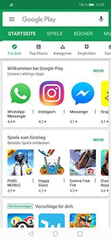 Huawei Honor Play - Apps - Konto anlegen und einrichten - 18 / 19