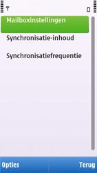 Nokia C6-00 - E-mail - Handmatig instellen - Stap 15