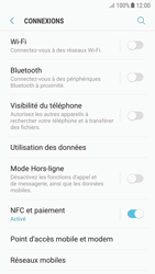Samsung Galaxy A5 (2017) - Android Nougat - WiFi - Configuration du WiFi - Étape 5