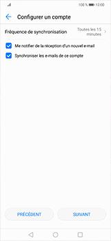 Huawei Mate 20 lite - E-mails - Ajouter ou modifier un compte e-mail - Étape 17