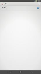 Sony Xperia Z Ultra LTE - Internet - Manuelle Konfiguration - Schritt 9