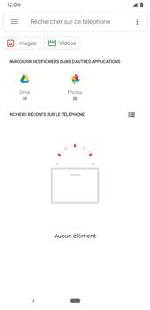 Google Pixel 3a - Contact, Appels, SMS/MMS - Envoyer un MMS - Étape 13