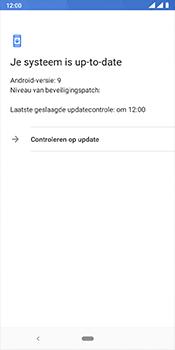 Nokia 3.1 Plus - Android Pie - software - update installeren zonder pc - stap 9