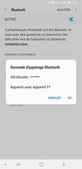 Samsung Galaxy A7 (2018) - Bluetooth - connexion Bluetooth - Étape 10