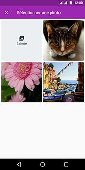 Motorola Moto G6 - Contact, Appels, SMS/MMS - Envoyer un MMS - Étape 14