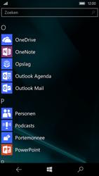 Microsoft Lumia 950 - E-mail - Account instellen (POP3 zonder SMTP-verificatie) - Stap 3