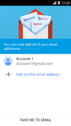Huawei Ascend Y550 - Email - 032a. Email wizard - Gmail - Step 14
