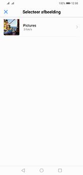 Huawei Y7 (2019) - E-mail - e-mail versturen - Stap 11