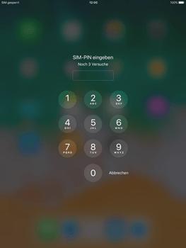 Apple iPad Air - iOS 11 - Persönliche Einstellungen von einem alten iPhone übertragen - 25 / 27
