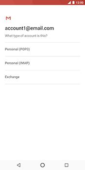 Nokia 7 Plus - E-mail - Manual configuration IMAP without SMTP verification - Step 11