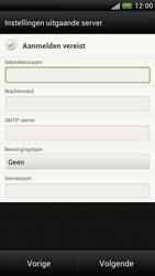HTC Z520e One S - e-mail - handmatig instellen - stap 13