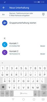 Huawei Mate 20 Lite - MMS - Erstellen und senden - 6 / 20