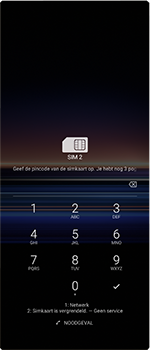 Sony Xperia 1 - Internet - handmatig instellen - Stap 37