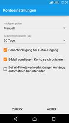 Sony D6603 Xperia Z3 - E-Mail - Konto einrichten (yahoo) - Schritt 9