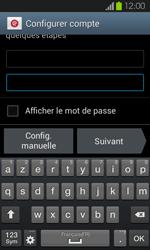 Samsung Galaxy S2 - E-mails - Ajouter ou modifier un compte e-mail - Étape 6