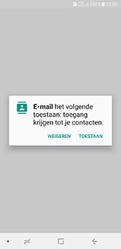 Samsung Galaxy A6 - E-mail - handmatig instellen (outlook) - Stap 5
