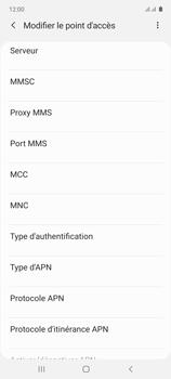 Samsung Galaxy Note 10 Lite - Premiers pas - Configurer l