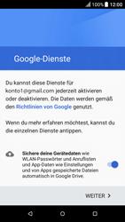 HTC One M9 - Android Nougat - Apps - Konto anlegen und einrichten - Schritt 17