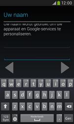 Samsung Galaxy Trend Plus (S7580) - Applicaties - Account aanmaken - Stap 7