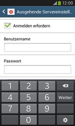 Samsung S7580 Galaxy Trend Plus - E-Mail - Konto einrichten - Schritt 13