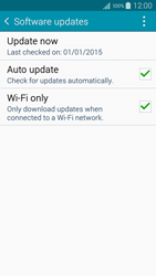 Samsung A500FU Galaxy A5 - Device - Software update - Step 7