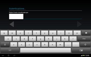 Sony Xperia Tablet Z LTE - Applicazioni - Configurazione del negozio applicazioni - Fase 20