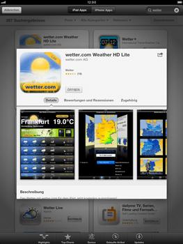 Apple iPad mini - Apps - Herunterladen - Schritt 14