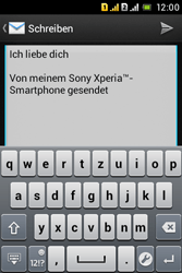 Sony Xperia Tipo Dual - E-Mail - E-Mail versenden - 10 / 18