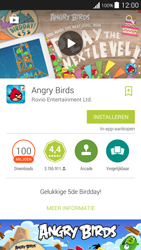 Samsung G531F Galaxy Grand Prime VE - apps - app store gebruiken - stap 17