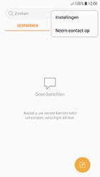 Samsung Galaxy A3 (2017) - Android Oreo - SMS - handmatig instellen - Stap 5