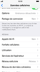 Apple iPhone 5s - iOS 12 - MMS - Configuration manuelle - Étape 8