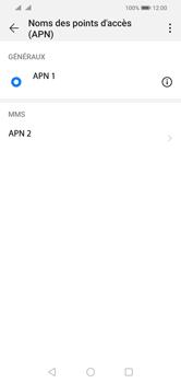 Huawei Y5 (2019) - MMS - configuration manuelle - Étape 16