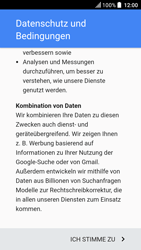 HTC U Play - Apps - Konto anlegen und einrichten - 15 / 22