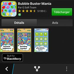 BlackBerry Q10 - Applications - Télécharger une application - Étape 19
