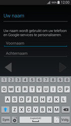 Samsung A500FU Galaxy A5 - Applicaties - Account aanmaken - Stap 5