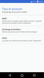 Sony Xperia X Compact - E-mail - configurazione manuale - Fase 10