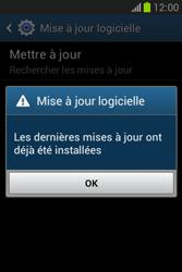 Samsung Galaxy Fame Lite - Logiciels - Installation de mises à jour - Étape 9